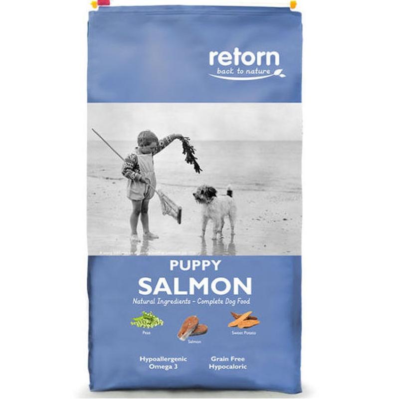 Retorn salmón puppy: Servicios Veterinarios de Kan's&co Clínica Veterinària