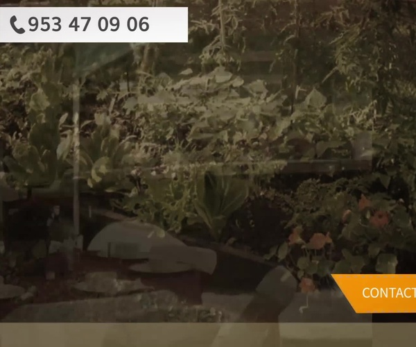 Mantenimiento de jardines en Jaén | El Jardín de tu Casa