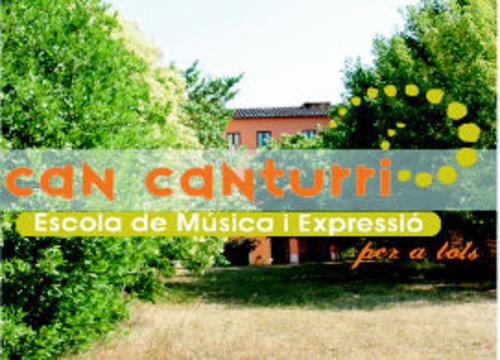 Fotos de Escoles de música, dansa i interpretació en Cardedeu | Escola de Música i Expressió Can Canturri