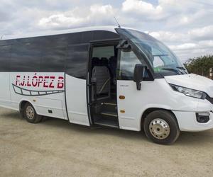 Alquiler de autobuses para bodas Valencia