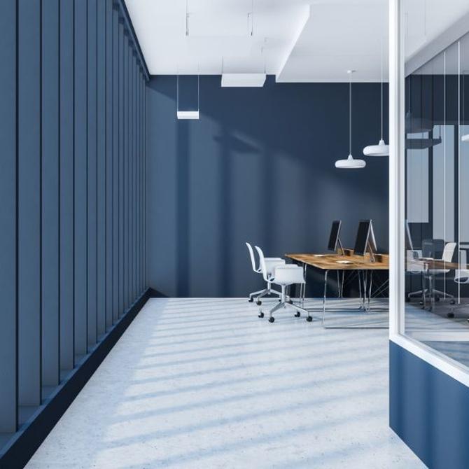 Por qué personalizar la pintura en tus oficinas