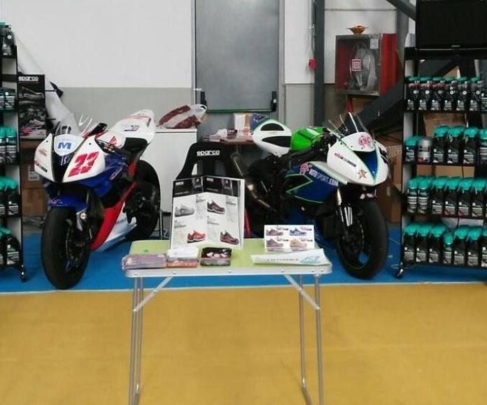 Sello de garantías: Servicios de CRF Motosport