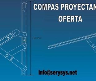 Oferta Compas proyectante