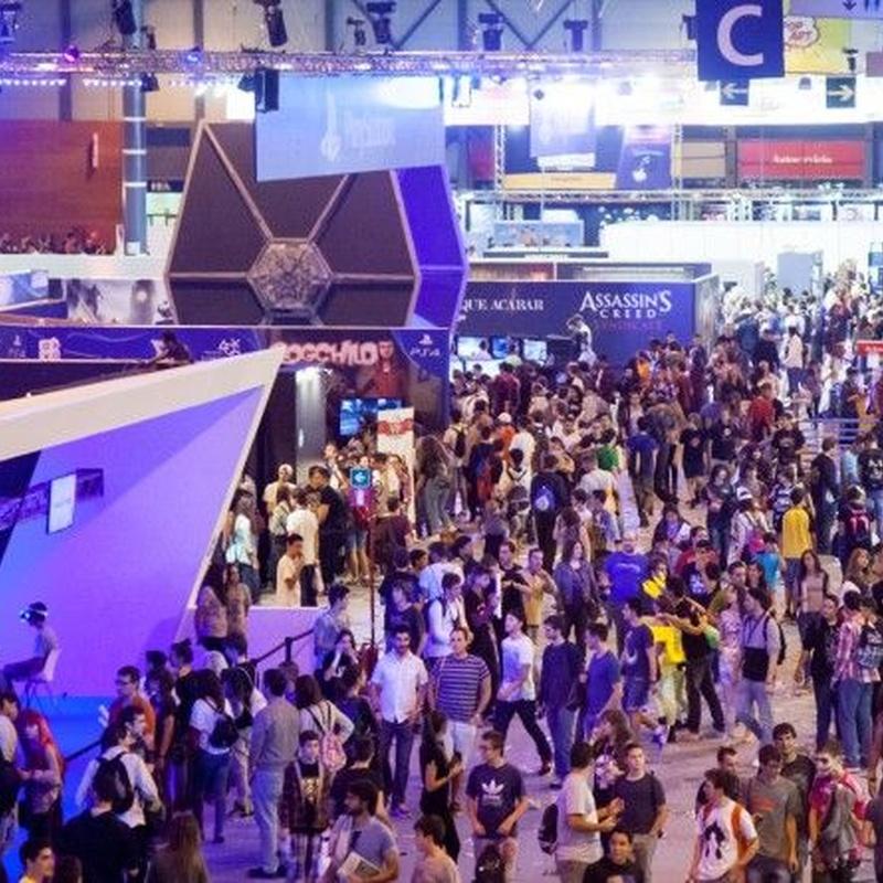 Eventos Gaming: Servicios de Neptuno Gaming