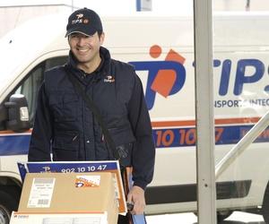 Empresa de paquetería en A Coruña