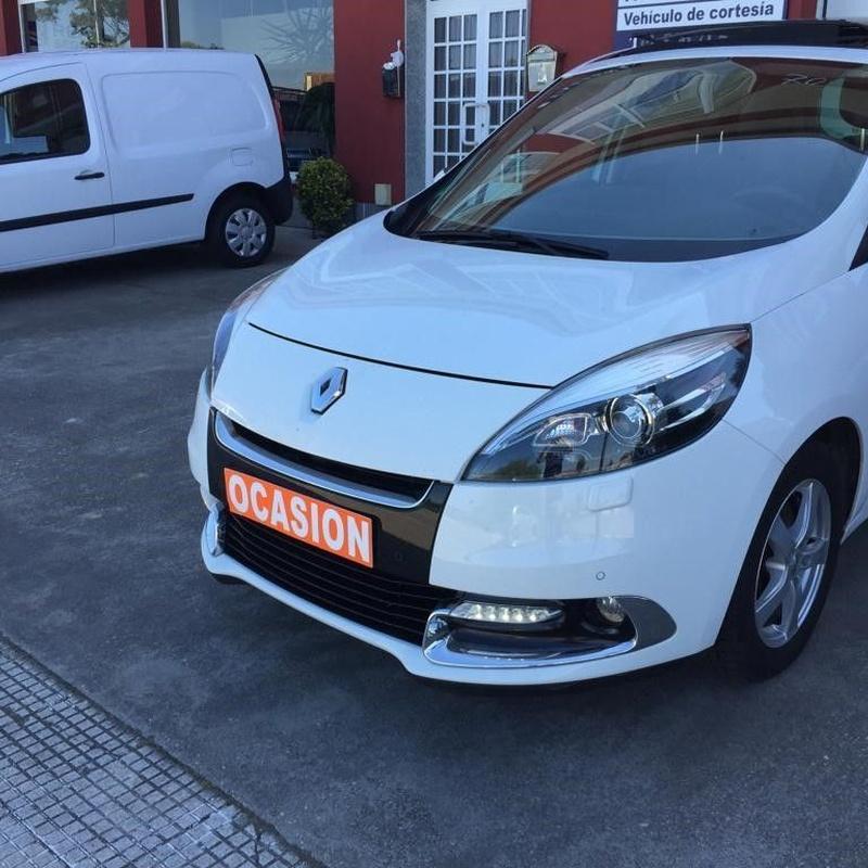 Renault Scenic Iii Dci 130Cv:  de Ocasión A Lagoa