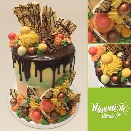 Decoración con dulces