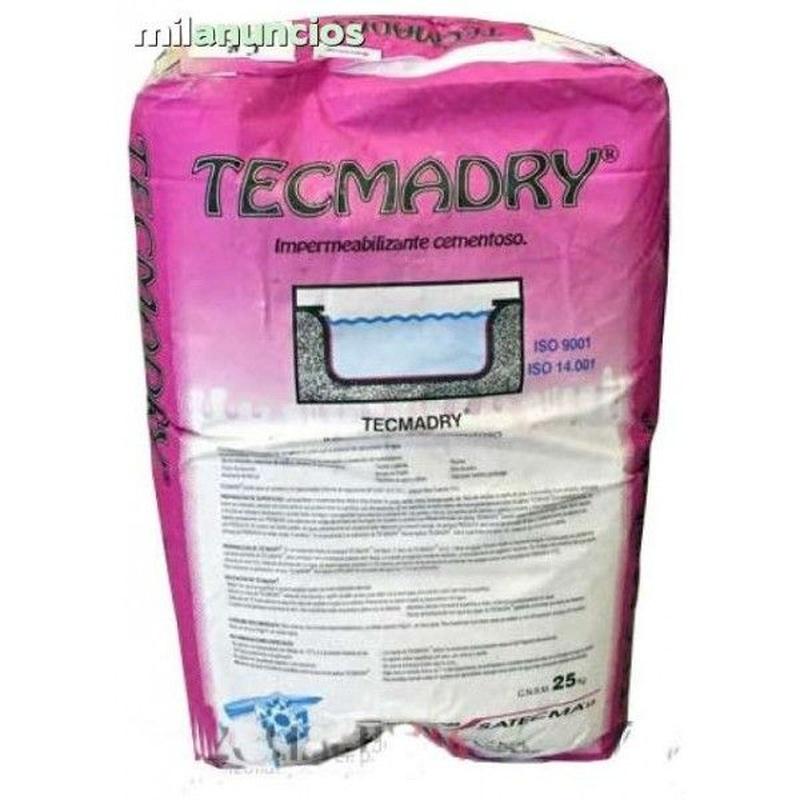 Material para impermeabilización Satecma: Tienda online de Femaconsur