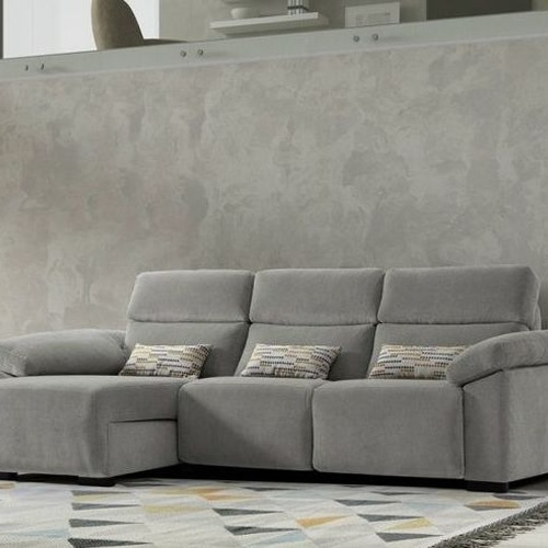 Sofa chaiselongue barato en Sagunto