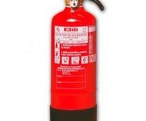 Productos de extintores hídricos
