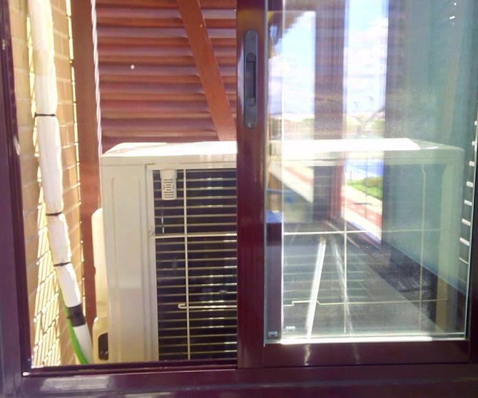 Obra: Vivienda en Getafe (Madrid) (en curso): Obras, Servicios y Tarifas de Clima Renova