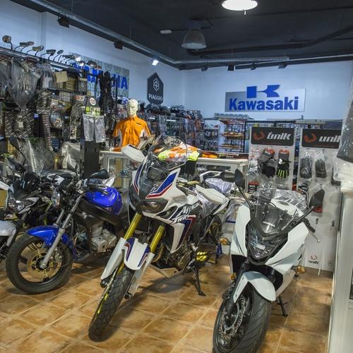 Tienda de motos en Tenerife: Motovalle