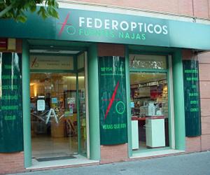 Galería de Ópticas en Sevilla | Federópticos Fuentes Najas
