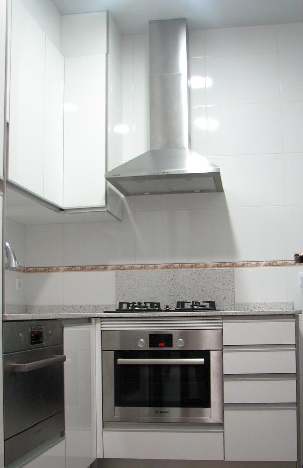Instalar campana extractor en cocina