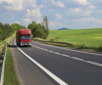 Transporte de mercancías ADR: Servicios de Agrotrans