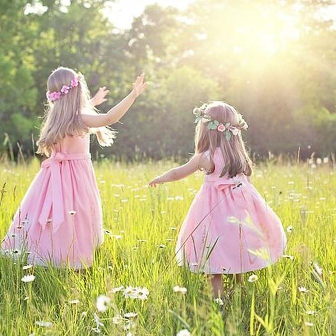 Niños bailarines, niños más creativos
