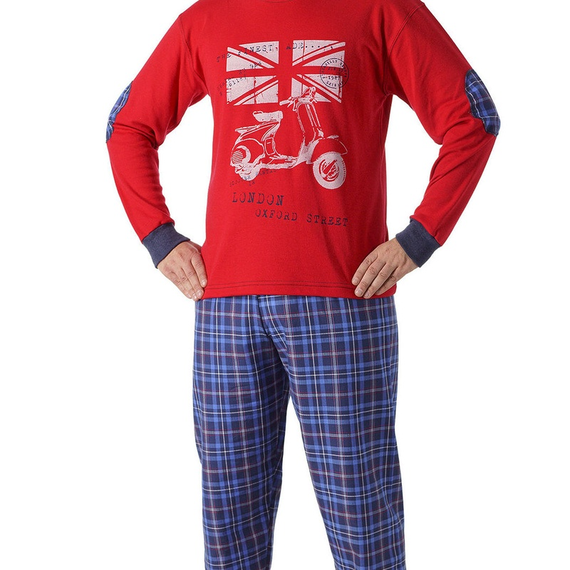 Pijama moto