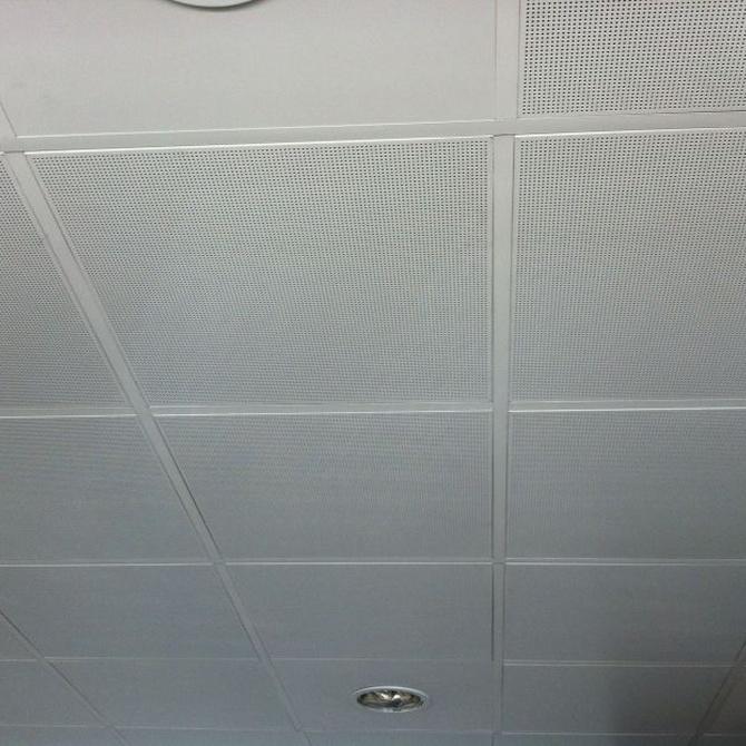 Principales ventajas del techo radiante
