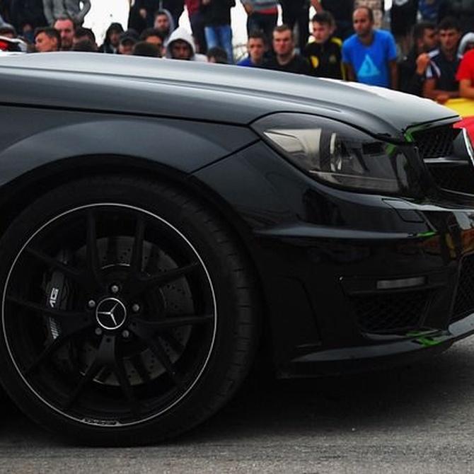 Algunas cuestiones legales sobre las ruedas del coche