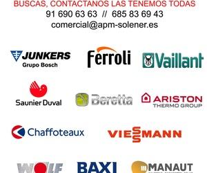 Calderas de Condensación: APM Soluciones Energéticas