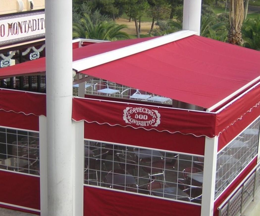 Si tienes un bar, deberías cerrar tu terraza