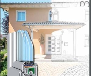 Ficha técnica de ventanas de pvc de 3 juntas SALAMANDER