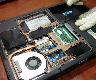 Reparación de pantallas de ordenadores: Servicios de Informática Valdespartera