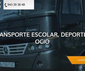 Autocares en Donostia-San Sebastián | Vallina Bus - Auto