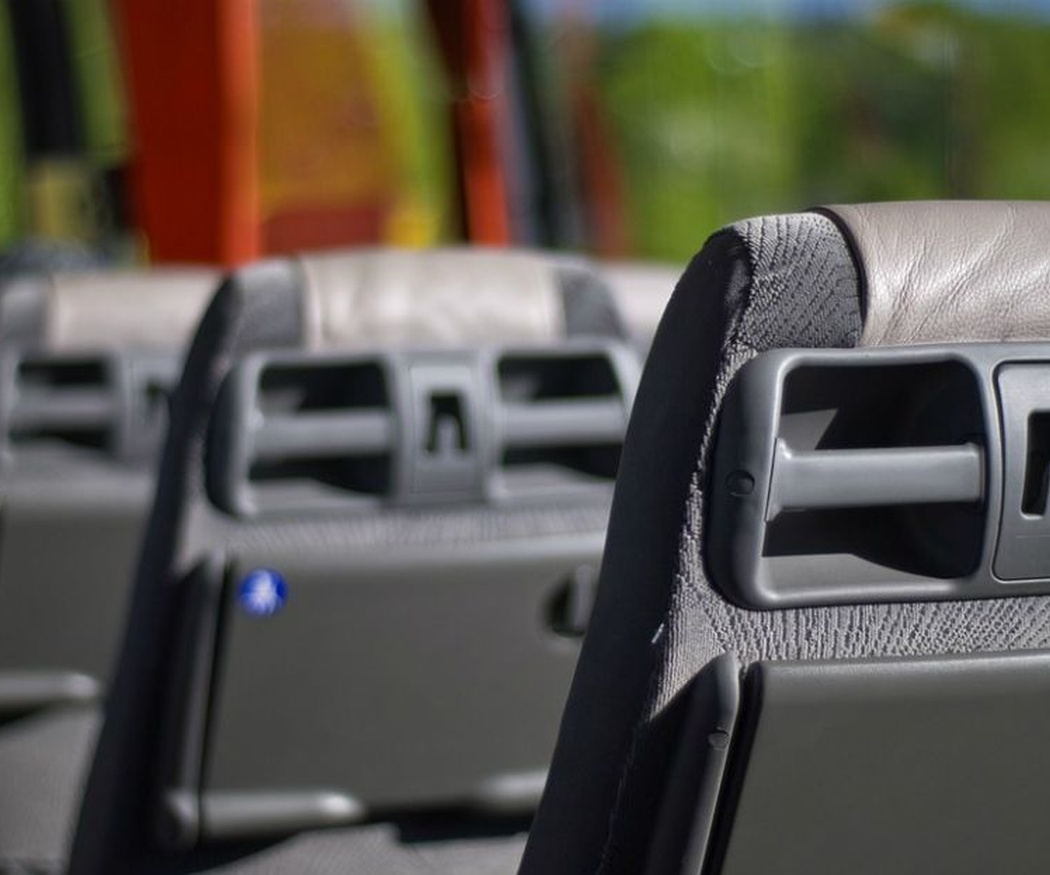 Todas las comodidades y ventajas de viajar en autobús