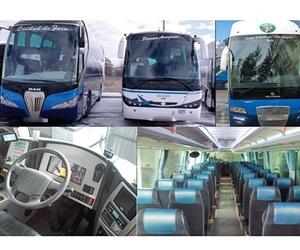 Alquiler de autobuses para excursiones en  Huesca