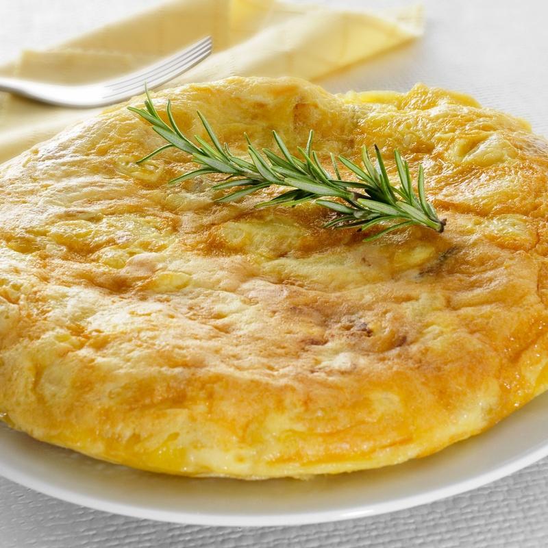 Las tortillas estilo Betanzos: Especialidades de Aquí, Galicia