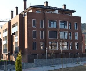 Promoción de 23 viviendas realizada en Urdúliz
