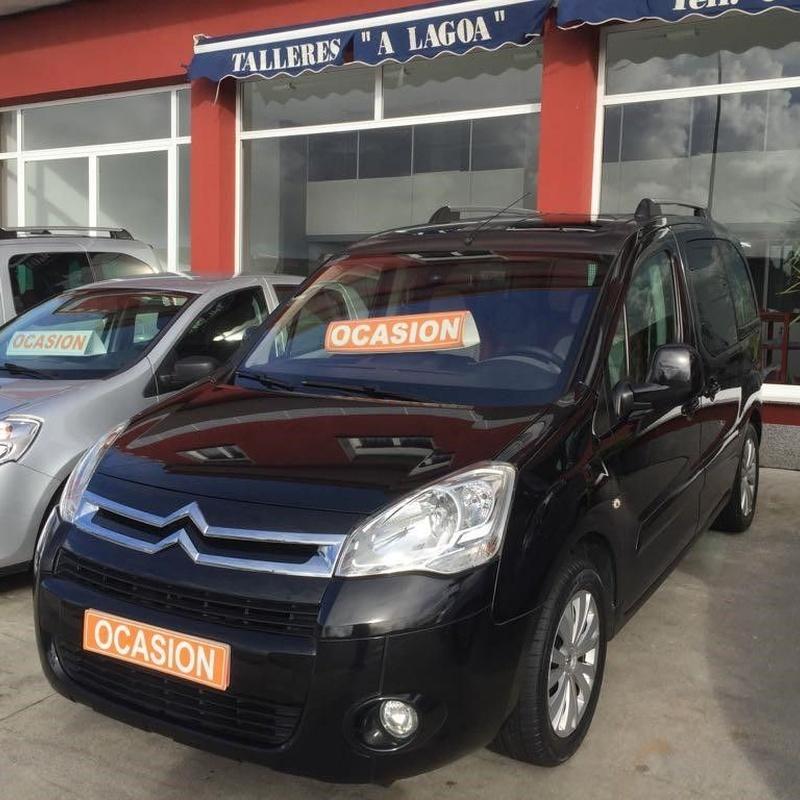 Citroën Berlingo Multiespace 1.6Hdi 109CV:  de Ocasión A Lagoa
