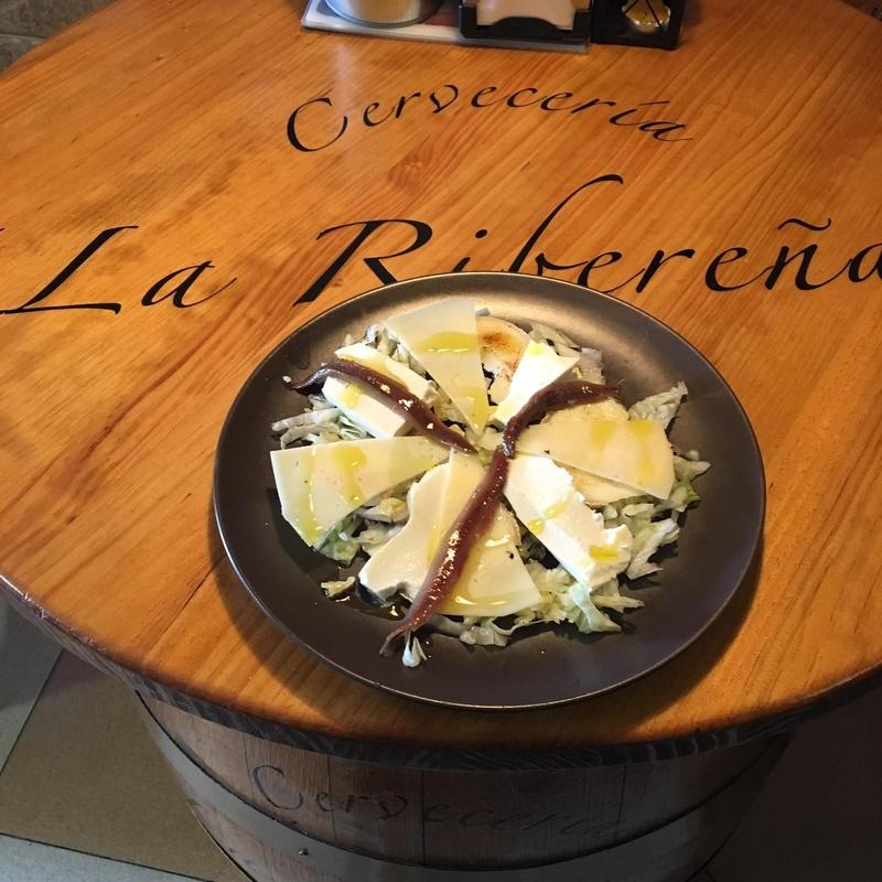 Para empezar: Especialidades de Cervecería La Ribereña