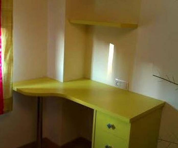 muebles juveniles Asturias