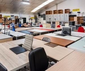 Venta de mobiliario de oficina en Valencia