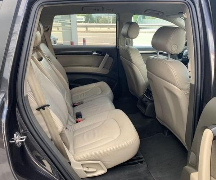 AUDI Q7 3.0 TDI QUATTRO TIPTRONIC 7 PLAZAS!! : Compra venta de coches de CODIGOCAR