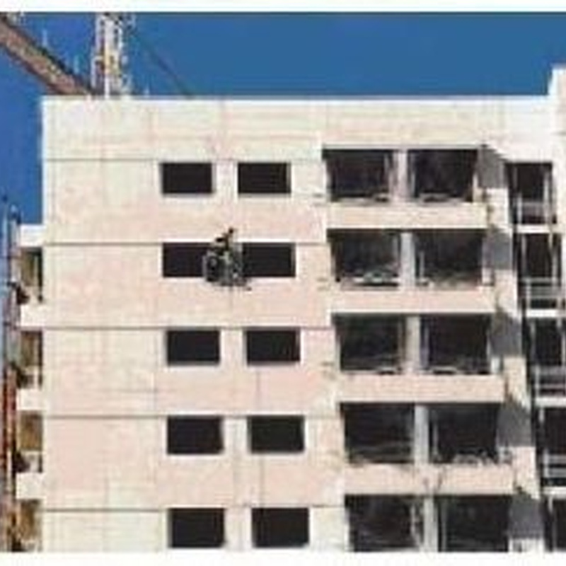 Rehabilitaciones de fachadas: Servicios de Convasa Simón, S. L.