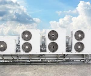 Aire acondicionado industrial en Girona