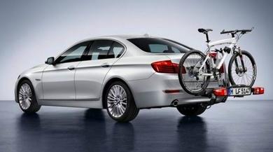 Accesorios originales BMW: Portaobjetos para tus bicicletas