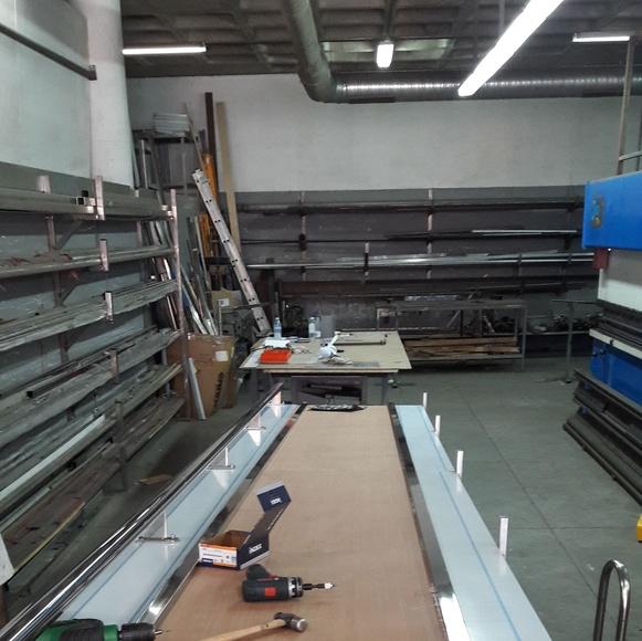 Fabricación de barra