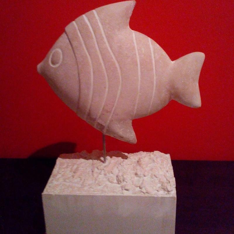 Diseño Trofeo de Pesca