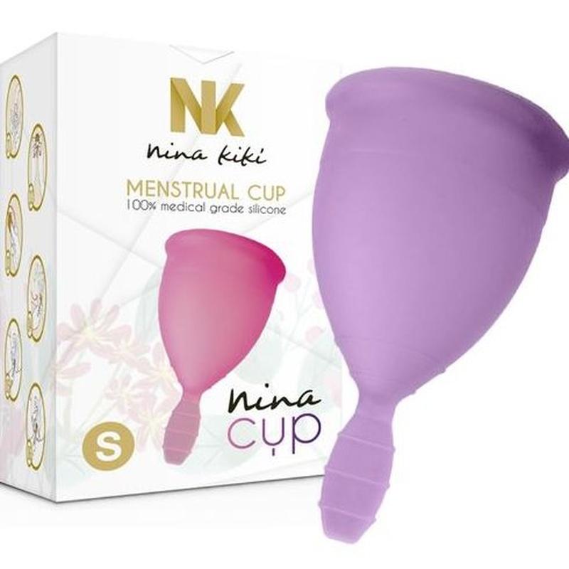 Copa Menstrual: Tienda física de Eroteca Orgasms