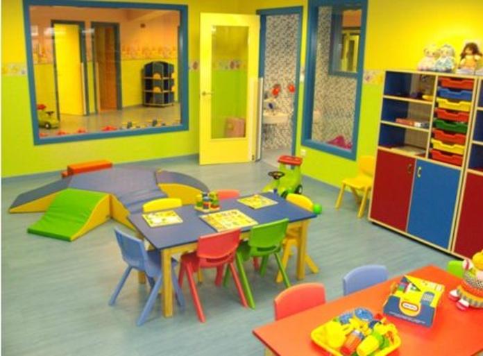 Escuela Infantil Os Pequerrechos de San Cibrao das Viñas
