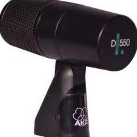 AKG D550: Nuestros productos de Sonovisión Parla