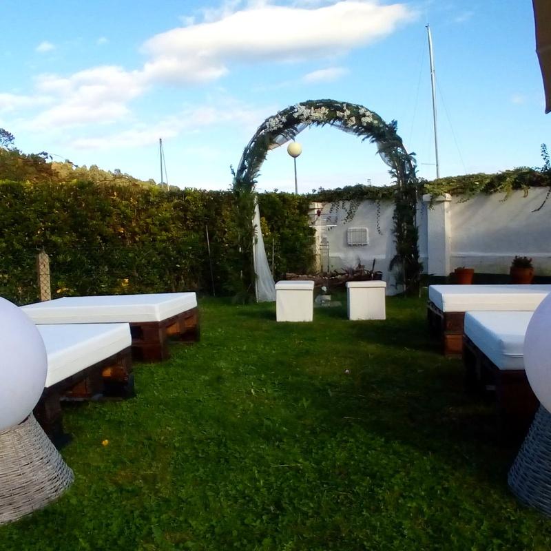 Set Ceremonia para boda