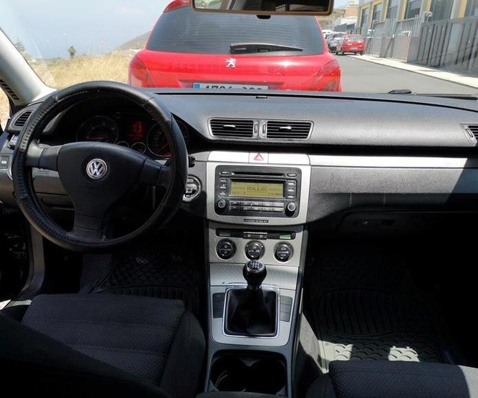 VW PASSAT 2.0TDI 140CV: Coches de ocasión  de VAYA COCHES SL