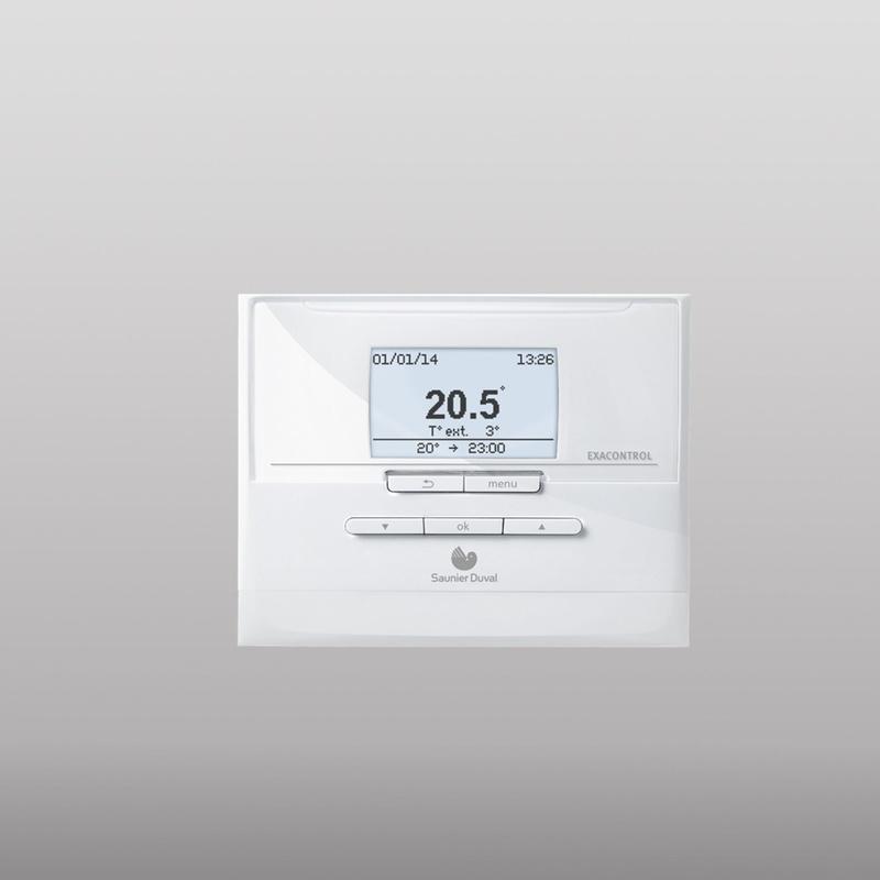 TERMOSTATO SAUNIER DUVAL EXACONTROL E7 RC: Productos de APM Soluciones Energéticas