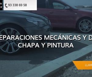 Galería de Taller de automóviles en Hospitalet de Llobregat | Talleres Ramírez