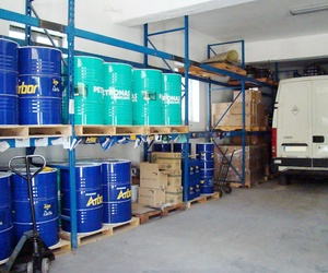 Distribuidor  de lubricantes Petronas de las provincias de León y Zamora